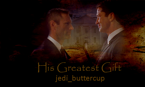 Banner: His Greatest Gift