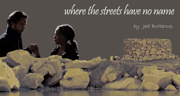 Banner: where the streets have no name